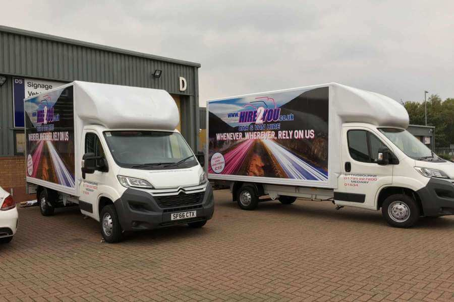 Vehicle Signage Kent